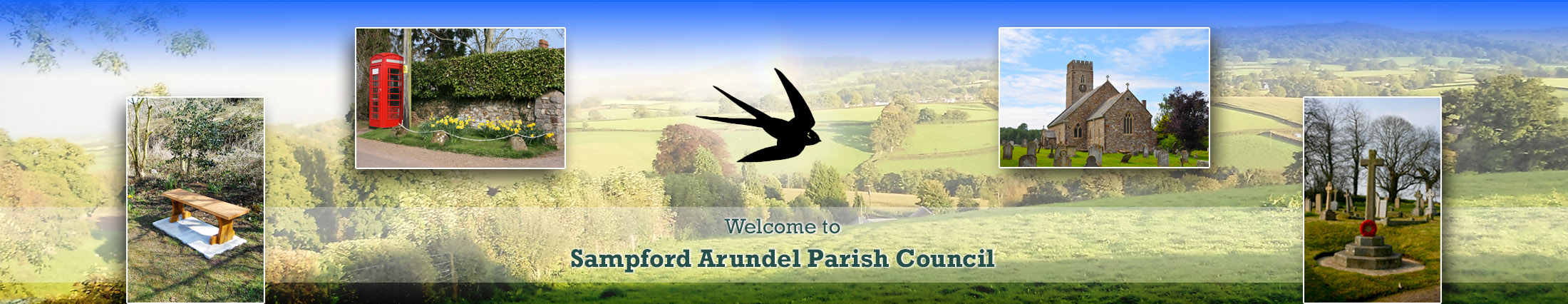 Header Image for Sampford Arundel Parish Council
